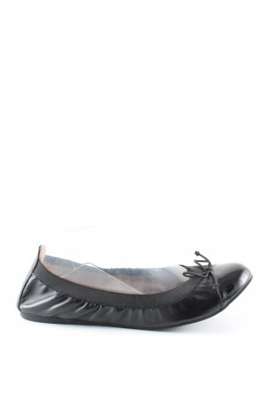Aldo faltbare Ballerinas schwarz Casual-Look