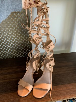 Aldo Roman Sandals gold-colored-nude
