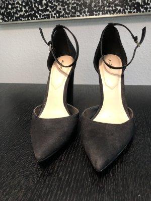 Aldo Hoge hakken sandalen zwart Synthetisch