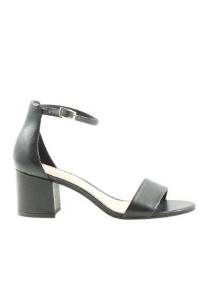 Aldo High Heel Sandal black business style