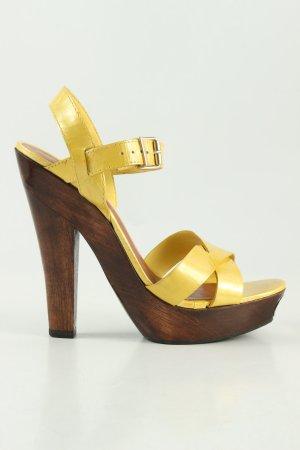 Aldo Hoge hakken sandalen sleutelbloem elegant