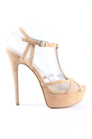 Aldo High Heel Sandaletten nude Casual-Look