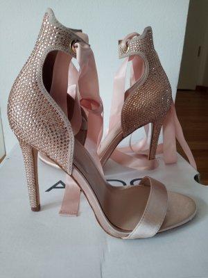 Aldo High Heels rose-gold-coloured