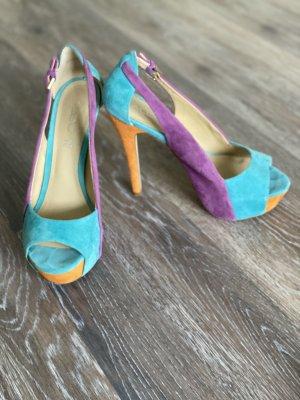 ALDO High Heels Sandaletten Gr. 38, wie neu!