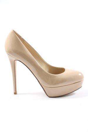 Aldo High Heels wollweiß Casual-Look