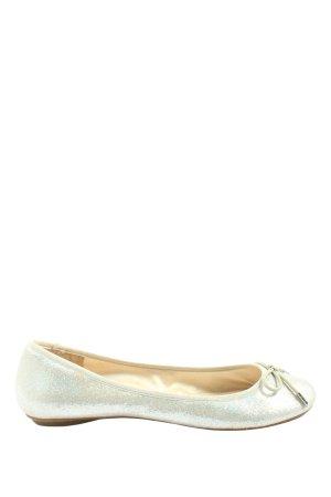 Aldo Classic Ballet Flats white color gradient casual look