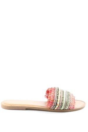 Aldo Comfort Sandals multicolored casual look