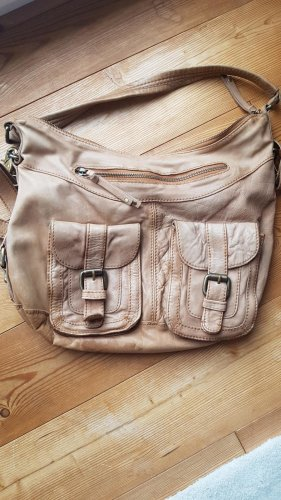 aldo Lederhandtasche