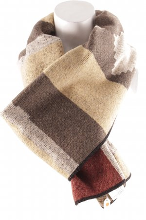ALDO MARTIN'S Woolen Scarf abstract pattern classic style