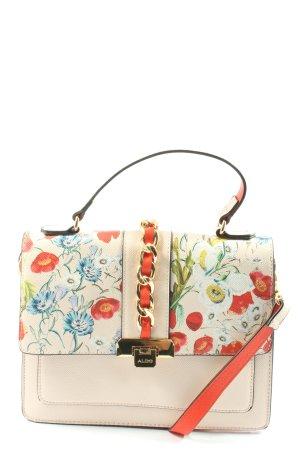 Aldo Shoulder Bag flower pattern elegant