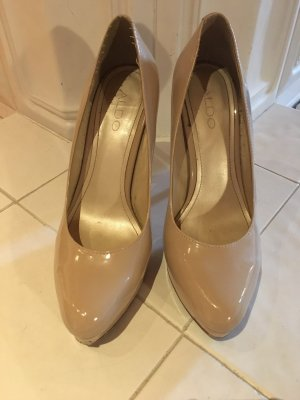 Aldo Pumps nude