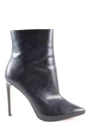 Aldo Reißverschluss-Stiefeletten schwarz Elegant