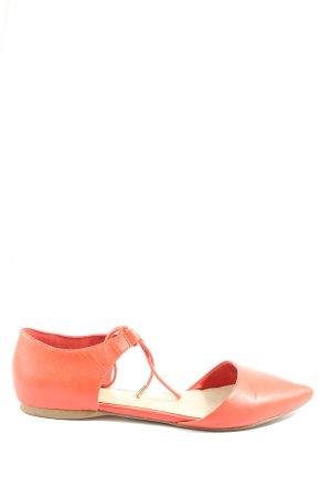 Aldo Strapped Sandals light orange casual look