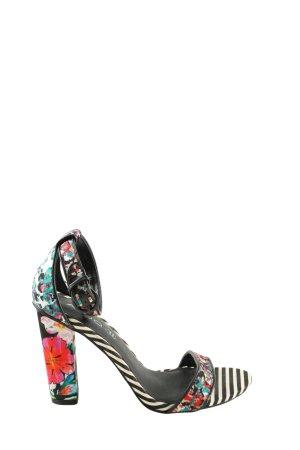 Aldo Riemchen-Sandaletten Blumenmuster Casual-Look