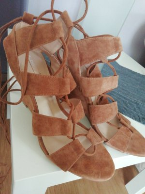 Aldo Roman Sandals light brown
