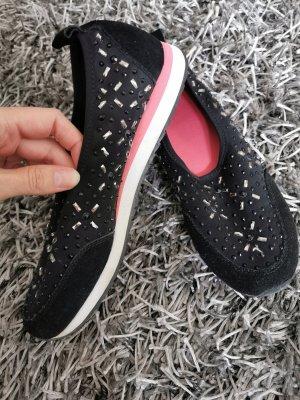 Aldo Slip-on Sneakers black-pink