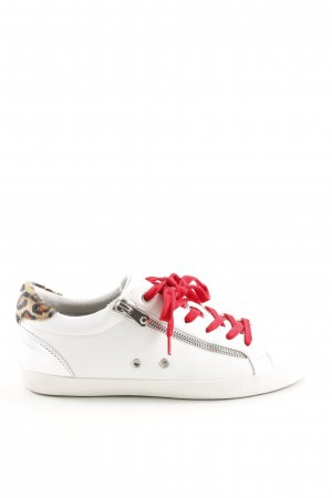 Aldo Lace Shoes white-natural white casual look