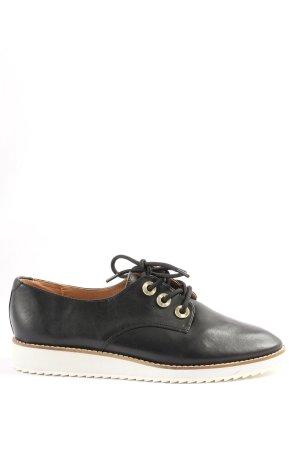 Aldo Sneaker stringata nero-bianco stile casual