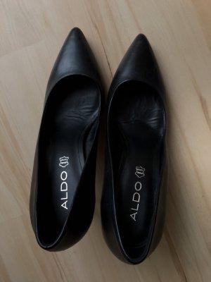 Aldo Spitse pumps zwart