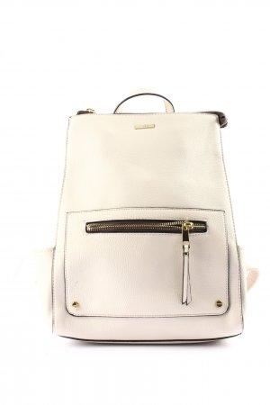 Aldo School Backpack natural white casual look