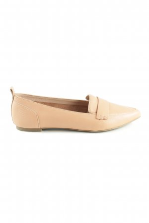 Aldo Slippers natural white casual look