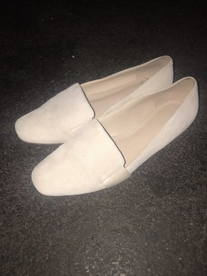 Aldo Slipper Loafer Ballerina Wildleder