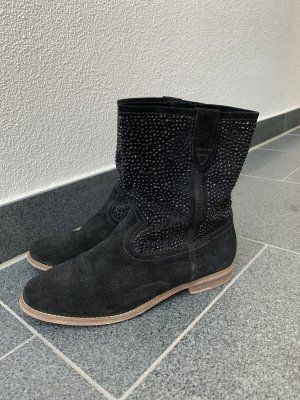 Aldo Bottines à enfiler noir