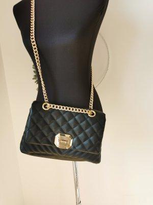 Aldo Crossbody bag black-gold-colored