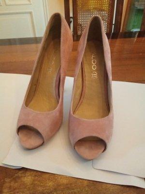 Aldo Peep Toe Pumps pink