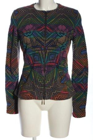 Aldomartins Between-Seasons Jacket graphic pattern casual look