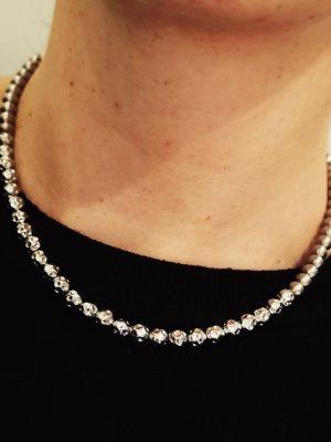 Pippa & Jean Collar de conchas color plata