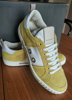 ALESSANDRO DELL'ACQUA Sneaker !NEU!