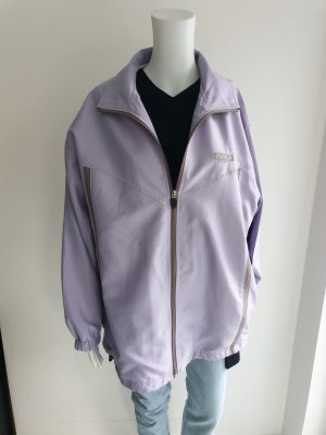 Alex Oversized Jacket purple-lilac