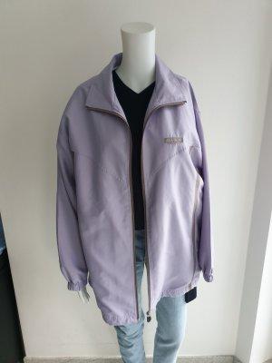 Alex 40 lila violet Oversize jacke Pullover Mantel Pulli bomberjacke cardigan strickjacke Trainingsjacke True Vintage