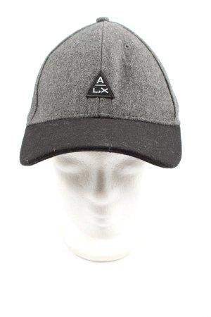 Alex Casquette de baseball gris clair Motif de tissage style décontracté