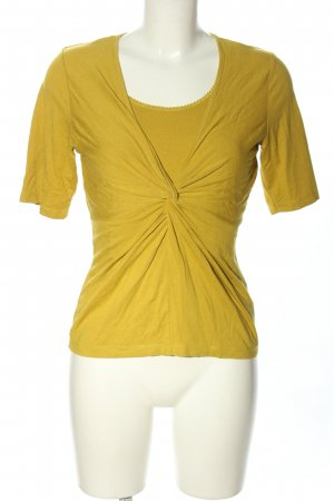 Alex & Co. T-shirt giallo pallido stile casual