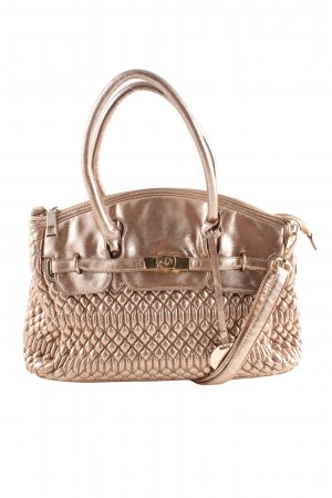 Alex. Max Handbag cream quilting pattern casual look