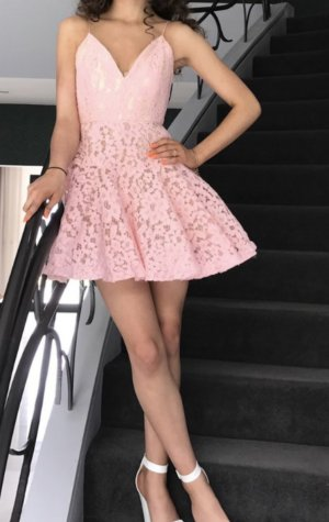 Alex Perry Mini Dress pink elegant