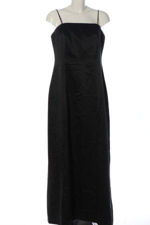 Alex Vestido largo negro elegante