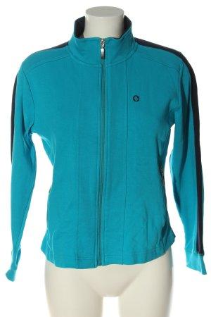 Alex Sweatshirt bleu-noir style décontracté