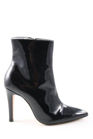 Alexa Chung for AG Reißverschluss-Stiefeletten schwarz extravaganter Stil