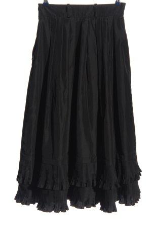Alexander Rozkloszowana spódnica czarny W stylu casual