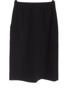 Alexander High Waist Skirt black business style