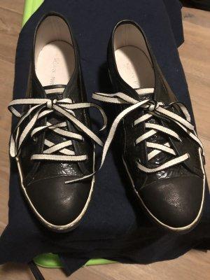 Alexander McQueen / Puma Lace-Up Sneaker black-white