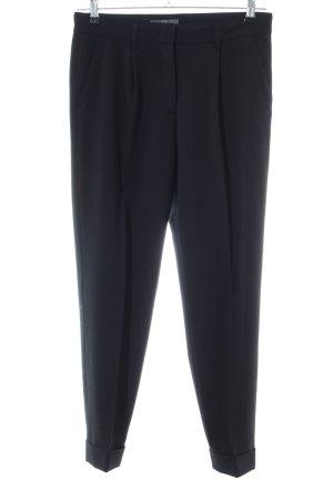 Alexander McQueen Suit Trouser black business style