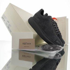 Alexander McQueen High top sneaker grijs
