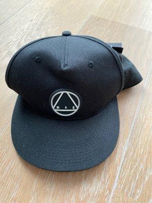 Alexander McQueen Gorra de béisbol negro