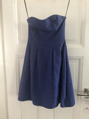 Alexander McQueen Cocktail Dress blue