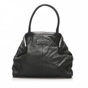 Alexander McQueen Tote black leather