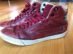 Alexander McQUEEN für Puma Leder Sneakers